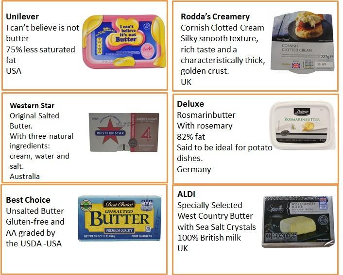 Lanzamientos Margarinas 1
